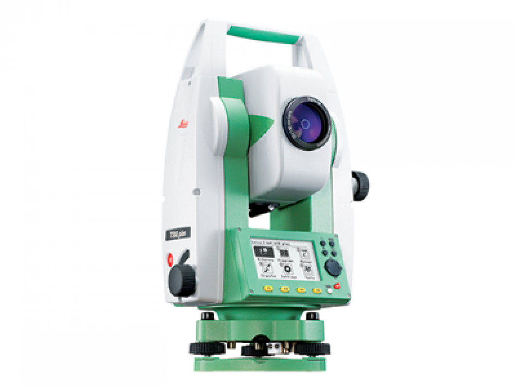 Leica Manual Total Station TS02 Plus