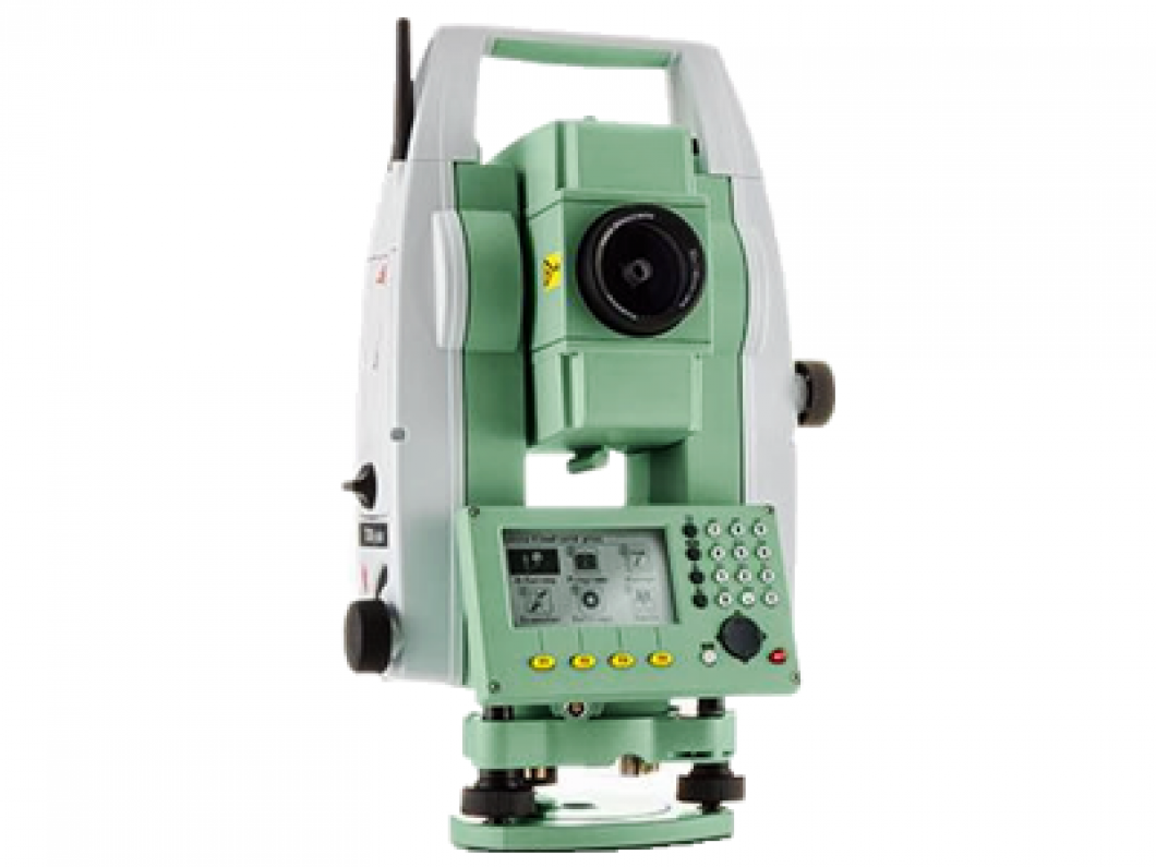 Leica Manual Total Station TS06 Plus